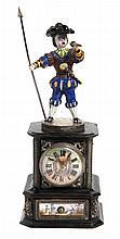 VIENNESE TABLE CLOCK 18th CENTURY