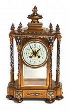 FRENCH TABLE CLOCK 20th CENTURY