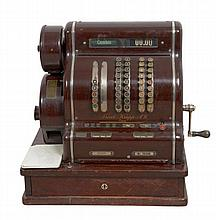 CASH REGISTER KRUPP ESSEN 1940