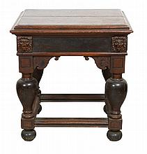 DUTCH TABLE 17th CENTURY