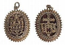 SPANISH RELIQUARY 17th-18th CENTURIES