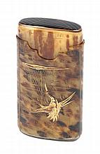 LATER 19th CENTURY JAPANESE SNUFF BOTTLE