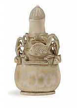 FIRST QUARTER OF 20th CENTURY CHINESE SNUFF BOTTLE
