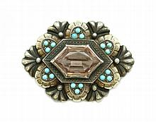 CATALAN BROOCH