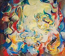 Vicente Manansala - Still Life (Sinigang)