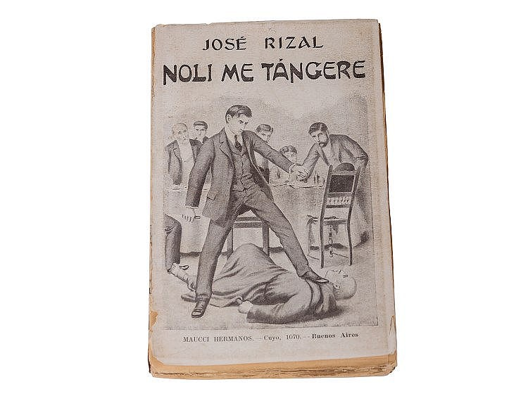 how noli me tangere affected the philippines