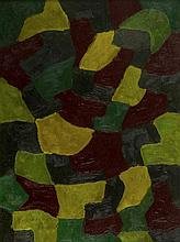 H.R. Ocampo - Untitled (Abstract)