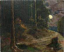 FABIAN DELA ROSA - Untitled (Mountain Pass)