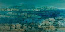 JUVENAL SANSO - Skyblue Rocks