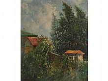 Romulo Galicano - Untitled (Farm House)