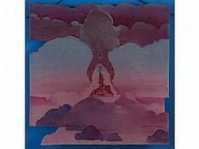 Jonah Salvosa - Untitled (Clowns)
