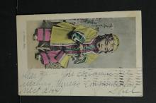 1911 A Chinese Baby post card