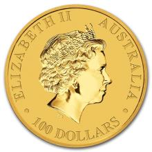 1oz .9999 Fine Gold Australian Kangaroo