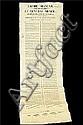 EDITTO DEL GENERALE MENOU, Francia, primo Impero,