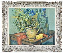 Alois Lecoque (1891-1981 French / California), Still Life