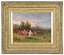 After Claude Lorrain (Fr, 1600-1682),