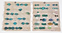 Lot: Loose Chrysocolla Stones