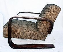 Original Alvo Aalto Tank Chair