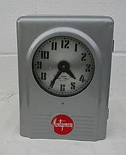 Montgomery Time Clock