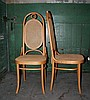 2 Austrian Bentwood Chairs
