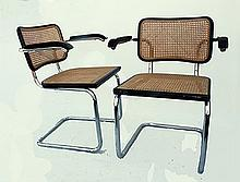 Set of 6 Breuer Chairs
