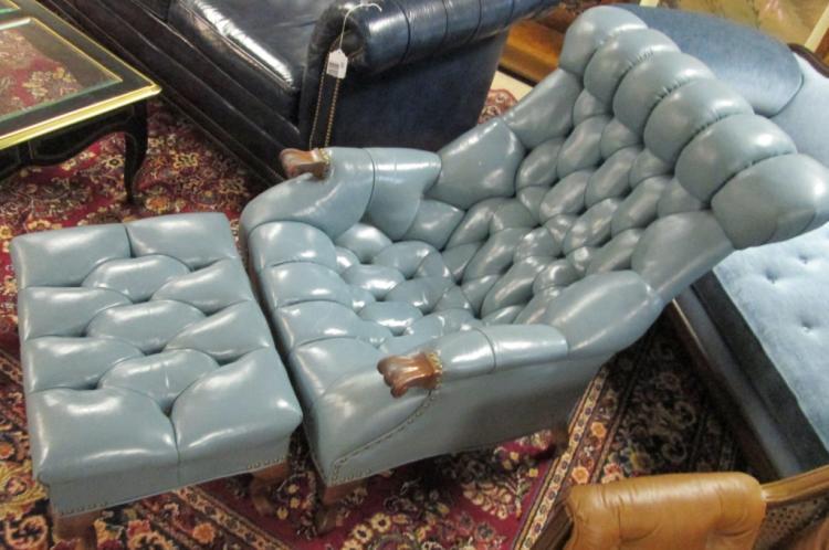 Carl Forslund Sleepy Hollow Chair Stickley