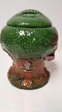 Royal Haegar special edition Keebler cookie jar