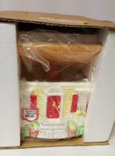 Nestle Toll House cookie jar MIB