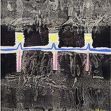 Theodoros Stamos (1922 - 1997)Abstract Composition