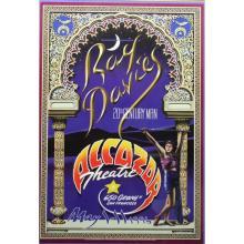 1996 Ray Davies Alcazar Theatre Advertisement