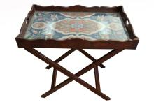 Antique English Tray Table