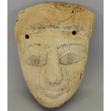Egyptian Funeral Mask from Dynasty VI