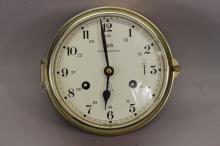 Schatz Royal Mariner Ships Bell Clock