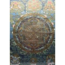 18th Century Tibetan Thangka