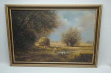20th C. Tony Dye Landscape