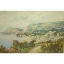 Frederick Parr  (fl.1880 - 1912) Watercolor