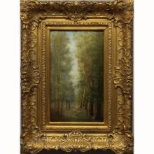 19th Century E. Marolda Signed Landscape