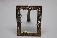 Gilt Bronze Frame
