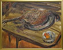 MARY FILER - Untitled - Pheasant