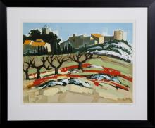 JEAN CLAUDE QUILICI - Untitled (Village)