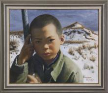 XU YANZHOU - Untitled- Portrait