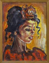 SUSAN OLAH - Untitled - Spanish Portrait