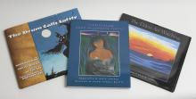 THREE BOOKS ABOUT SASKATCHEWAN FIRST NATIONS ARTISTS