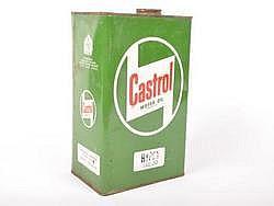 CASTROL TIN