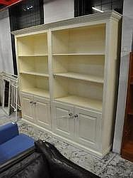 DISPLAY CABINET - Two Part
