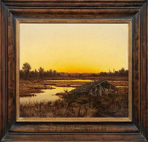 WILLIBALD WEX (1831 Karlstein - 1892 Munchen)