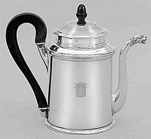 Seltene neoklassizistische Kaffeekanne von Odiot
