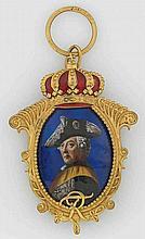 König Friedrich II. von Preußen