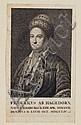 Johann Christian Gottfried Fritzsch, Bildnis des Dichters Friedrich von Hagedorn. 1771.