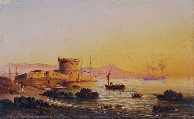 Johann Anton Castell